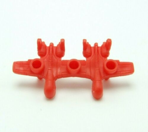 A3846 Electronic Battleship Replacement Piece Red Spy Plane 3 Hole 2012 Game No