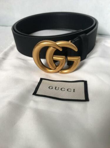 Gucci Leather black belt