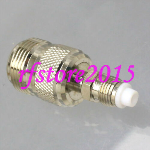1pce Adapter Connector N female jack to FME female for signal booster