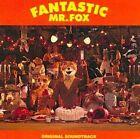 Fantastic Mr Fox OST 0018771025627 CD P H