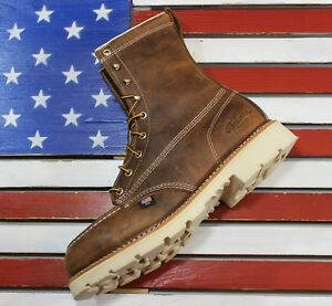 Thorogood-8-034-American-Heritage-MOC-Steel-Toe-Boots-804-4378-MADE-IN-USA-Fact-2nd