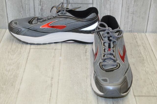 822112adc9e Brooks Mens Dyad 9 Gray 1102311D035 Athletic Running Shoes Size 12.5 ...
