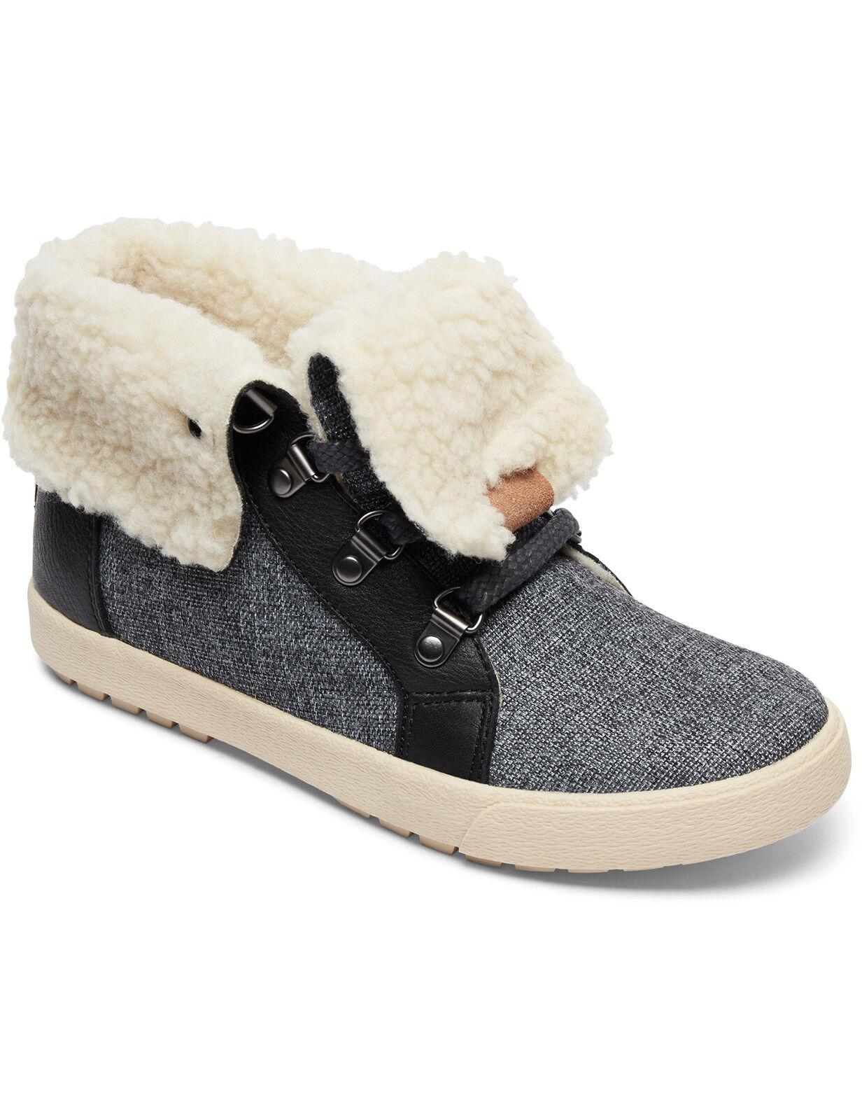 Roxy Albany Moda Botas en carbón
