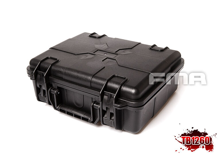 Neue Outdoor Tactical Case Travel Portable Carry Hard Storage Box