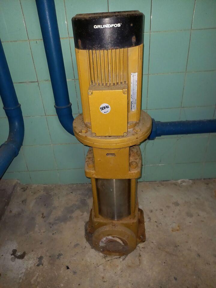 Pumper, Grundfos