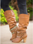 Details about  /Women/'s block heel Zipper Buckle Slouch Knee High Riding Boots knight Shoes 2020