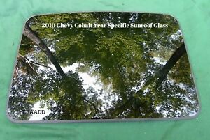 2008 CHEVY TRAILBLAZER YEAR SPECIFIC OEM SUNROOF GLASS NO ACCIDENT FREE SHIPPING