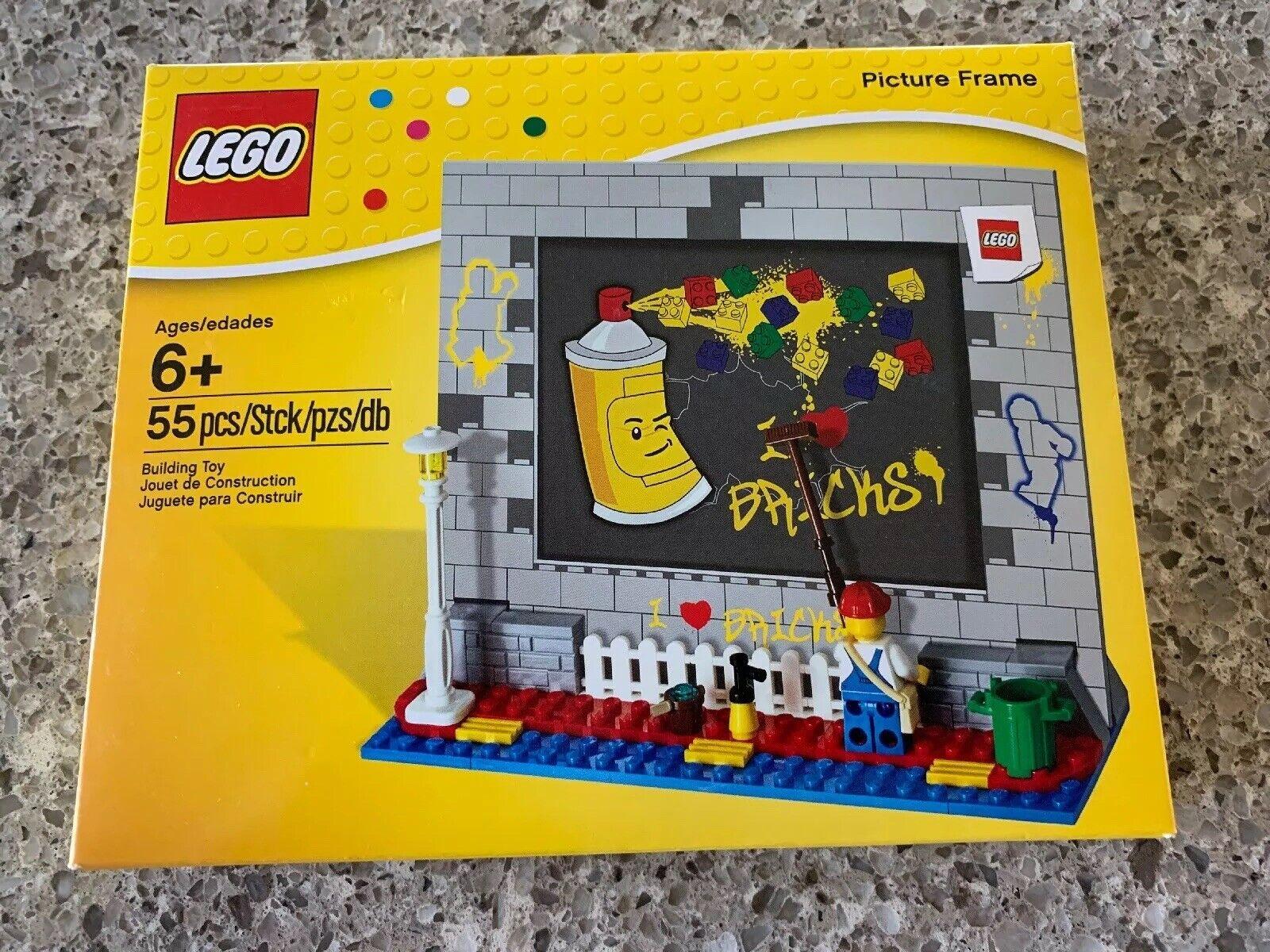 LEGO Picture Frame  850702 - RARE  Complete
