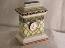 """A Rosenthal Versace  """"Russian Dream"""" Clock by a World Renown Company, Fantastic."""