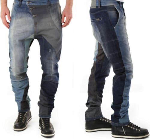Herren l fit Multicolor Joy Loose Stylische Absolut Jeans Hose M Curved 5vUPxqwC