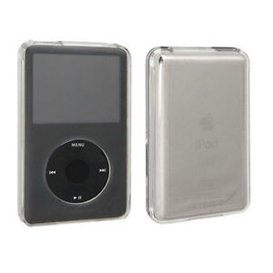 Apple-iPod-Classic-Transparent-Clear-Hard-Case-Cover-6th-80-120gb-7th-160gb