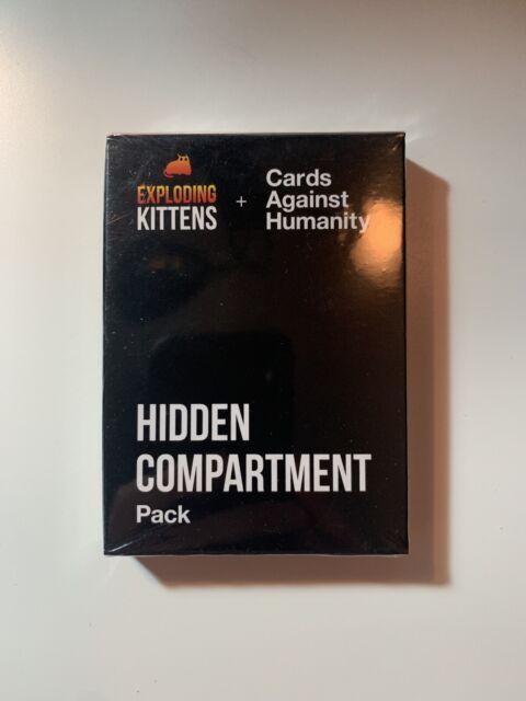 Exploding Kittens The Hidden Pack