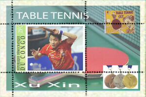 TABLE TENNIS - 12 SHEETS FULL SET  private issue LIMITED EDITION!!