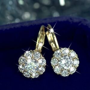 18k-white-yellow-gold-gf-made-with-SWAROVSKI-crystal-earrings-flower-crown