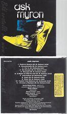 CD--ASK MYRON --