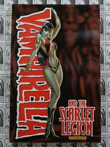 Vampirella Scarlet Legion TPB (2012) Dynamite - Softcover, NM (New)