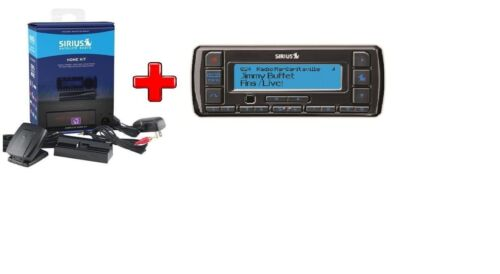 SIRIUSXM Stratus 7 and home kit SUPH1