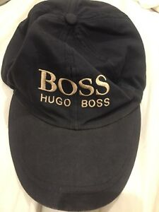 a36a366ce85 Image is loading Pre-owned-Hugo-Boss-Hat
