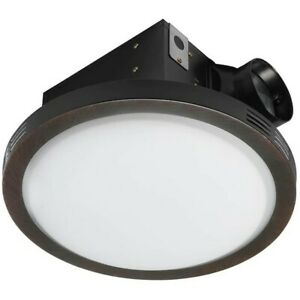 Utilitech Ventilation Fan 2 Sone 90 Cfm 4 Es In 1 Bathroom Fan 2 Ebay