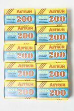 5 rolls of Astrum (Svema) Foto200 35mm black and white film, FRESH, 2018