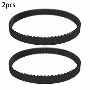 2 Belts For Bissell ProHeat 2X Pet Pro 1548 1550 1551 Carpet Cleaner Models