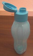 Tupperware C 139 Eco Easy 750 ml Trinkflasche Trinkverschluss Hell-Blau Neu OVP