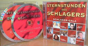 TIME-LIFE-STERNSTUNDEN-DES-SCHLAGERS-Ausgabe-034-Schlager-Gala-034-2-CD-039-s