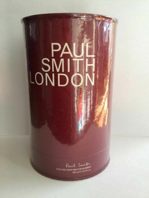 PAUL SMITH LONDON EDP 3.3 FL. OZ. 100 ML. SPRAY FOR WOMEN NEW AND SEALED