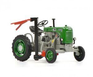 Steyr 80 Traktor grün 1949-64 - 1:43 Schuco - Österreich