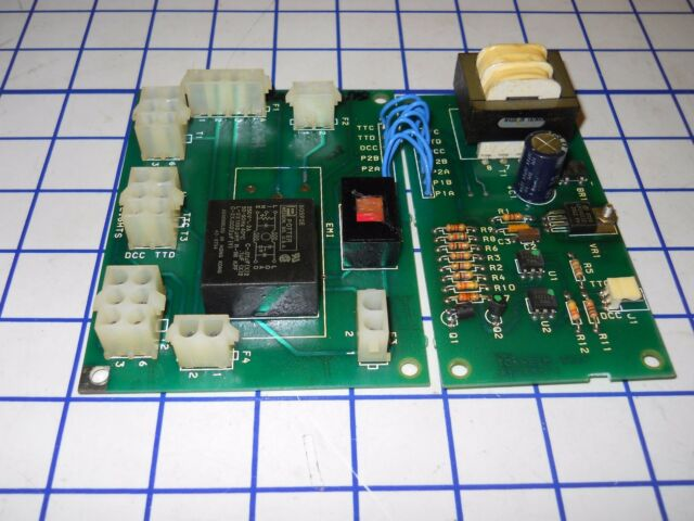 RDM Gas Pump Parts Console Isolation Board TCS 316931-1