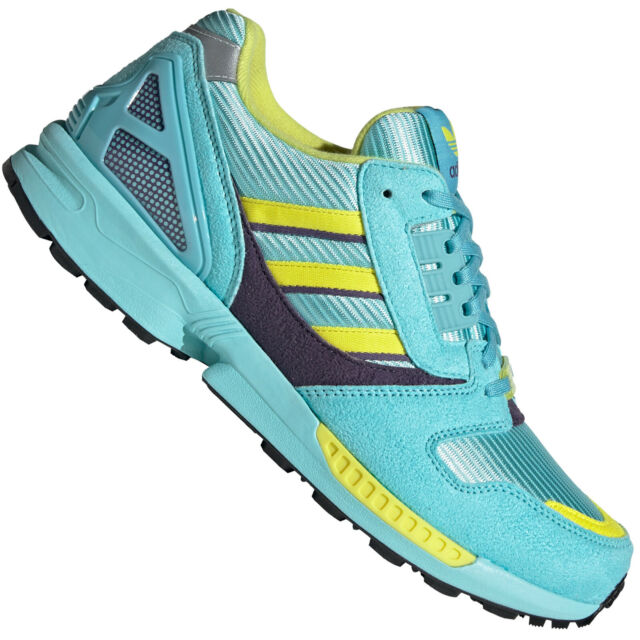 colina recluta Cerebro  adidas zx 8000 aqua blue yellow for sale off 63% - www.dolphincenter.com.tr