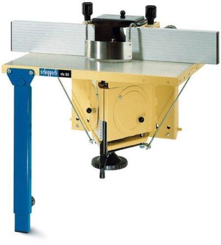 Fräseinrichtung TFE-30 CE// Fräs-Anbau für Hobelmaschine HM und HMC SCHEPPACH