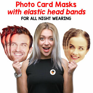 James Hetfield Celebrity Mask Card Face and Fancy Dress Mask