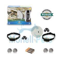 Petsafe Pawz Away ZND 1200 Wireless Indoor 2 Dog 1 Zone Barrier Pet Dog  Fence