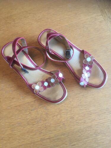 Taglia Ladies Sandalo Amber Eu39 Red Tan In And rYYFqZ5x