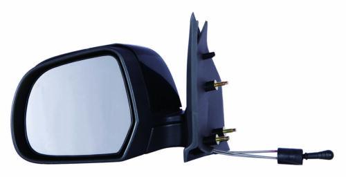 For 2012 2013 2014 Nissan Versa Sedan Manual Side Mirror Driver Side