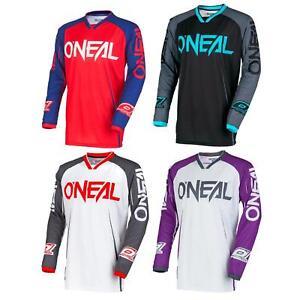 O-039-Neal-Mayhem-bloccanti-MOTO-CROSS-Jersey-Maglia-MX-Enduro-MTB-MOUNTAIN-BIKE-SHIRT