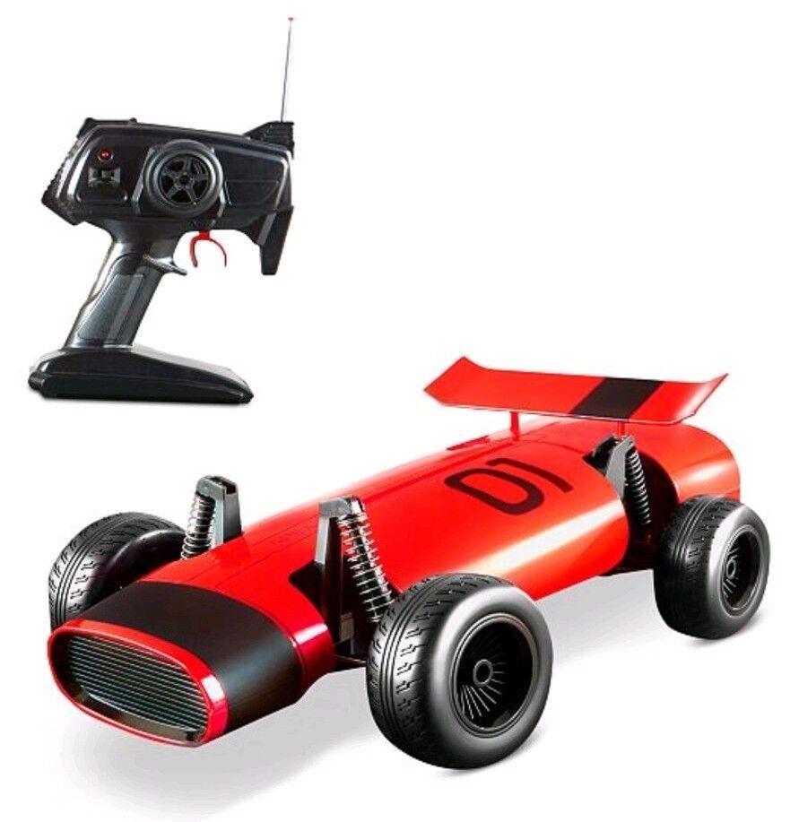 FAO negro Classic Racer Juguete Radio Control (Radio Controlado) Apex 1