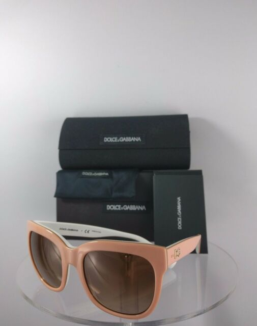 bc28b4adfb40 Brand New Authentic Dolce   Gabbana Sunglasses DG4272 3007 13 4272 Pink  White