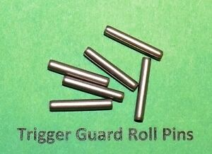 USA 6 PREMIUM HARDENED SS SPIRAL COILED ROLL PINS