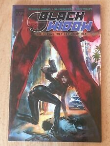 BLACK WIDOW: The Things They Say About Her TPB! NEW 1st Printing Marvel Rare OOP