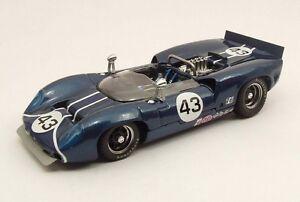 Best 9426 - Lola T70 Spyder N ° 43 Riverside 1966 Stewart