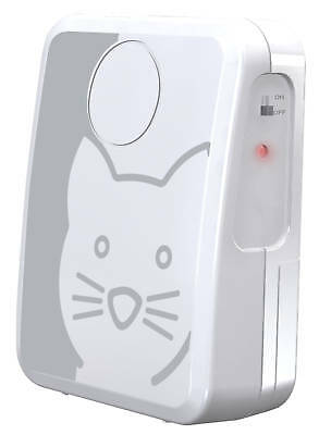 Kitty Phone Cats meldesystem Bell Cat Door katzenklingel meldestation
