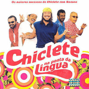 cd do chiclete com banana 2008