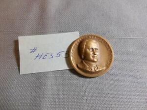 1969-Medallic-Art-Declaration-Signer-GEORGE-Taylor-State-PA-1-25-034-Bronze-Medal