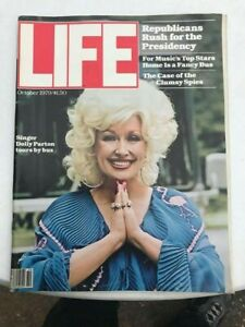 LIFE-Magazine-October-1979-Dolly-Parton-Republican-Rush