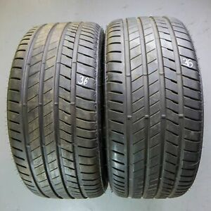 2x-Bridgestone-Alenza-001-275-40-R20-106W-3416-6-5-mm-Sommerreifen-Runflat