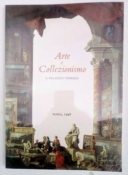 ARTE e COLLEZIONISMO A PALAZZO VENEZIA - ALLEMANDI 1998 - SIGILLATO - SCONTO 70%