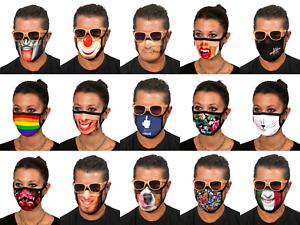 Mundmaske Atemmaske Nasenmaske Gesichtsmaske Behelfsmaske Stoffmaske Itati