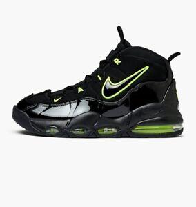 Nike-Air-Max-Uptempo-039-95-NERO-VOLT-CK0892-001-UK-9-5-11
